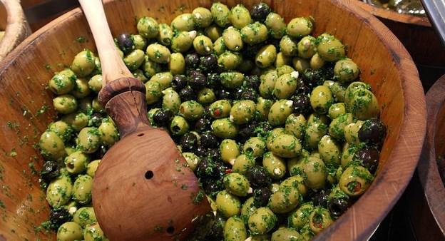 zijn olijven gezond?   vitamine informatie